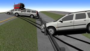 Accident Scene Drawing 1
