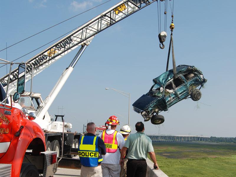 Accident Scene & Vehicle Inspection